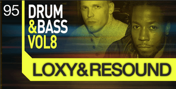 Loopmasters Loxy Resound Drum & Bass